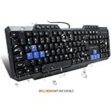Amkette Xcite Neo USB Keyboard (Black)