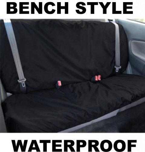 Bench style Housses de siège arrière pour Citroën C1 Hatchback