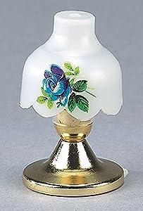 Kahlert Licht 10.433 -Mini Muñecas Accesorios - Soporte de lámpara de Escritorio del Metal