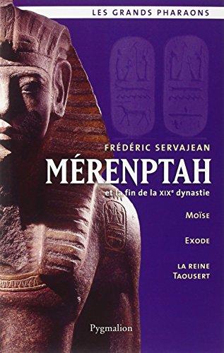 Mérenptah et la fin de la XIXe Dynastie