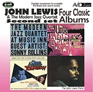 Four Classic Albums (At Music Inn - Vol 2 / Odds Against Tomorrow / The John Lewis Piano / Odds Against Tomorrow - Soundtrack)