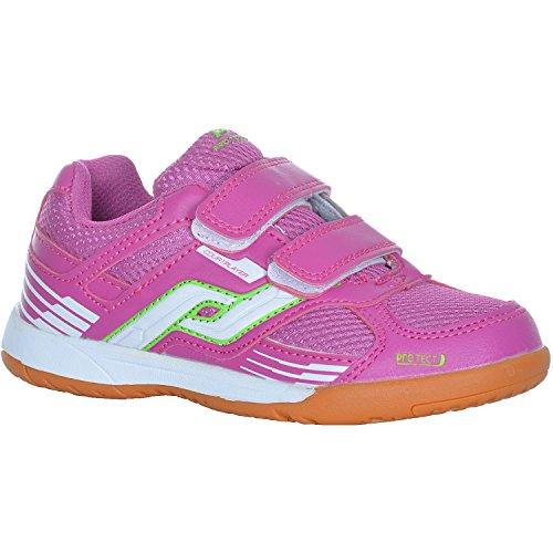 Pro touch chaussures pour enfants baskets courtplayer chaussures velcro Vert - vert