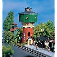 Auhagen 13342 Lokschuppen mit Wasserturm