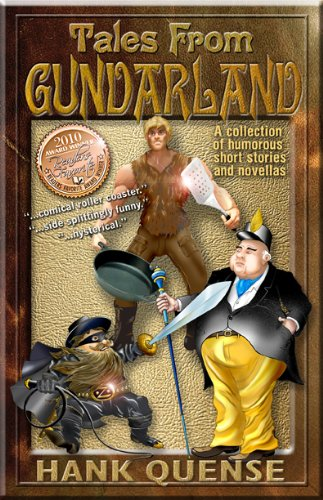 Book cover image for Tales From Gundarland