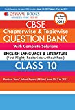 Oswaal English Language & Literature: Based on NCERT books- First Flight and Footprints without Feet for Class 10