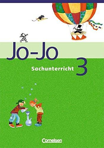 Jo-Jo Sachunterricht - Allgemeine Ausgabe / 3. Schuljahr - Schülerbuch,