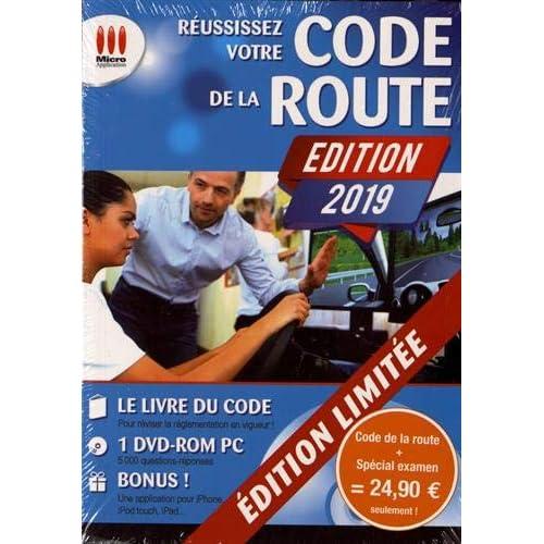 Coffret Code de la route 2019