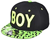 Belsen Kind Hip-Hop Leopard BOY Cap Baseball Kappe Hut