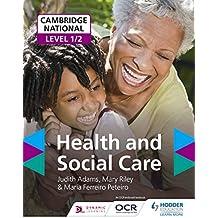 Cambridge National Level 1/2 Health and Social Care (English Edition)