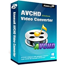 AVCHD Converter Win Vollversion (Product Keycard ohne Datenträger)