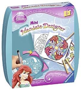 Ravensburger 29980–Disney Princess: Petite–Mini Mandala-Designer