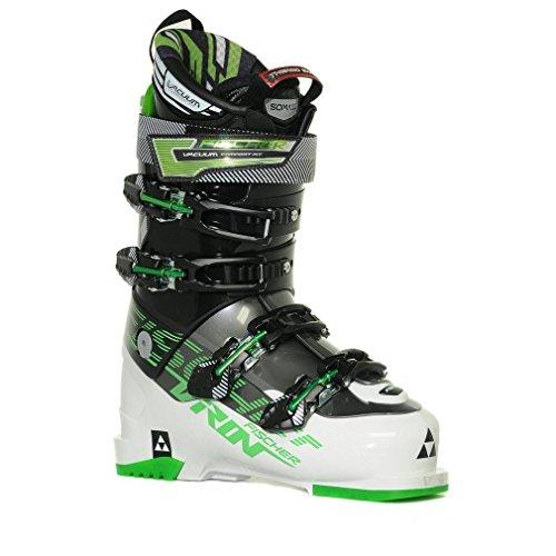 FISCHER SPORTS Herren Viron 10 Vacuum Skischuhe, Schwarz, 44.5