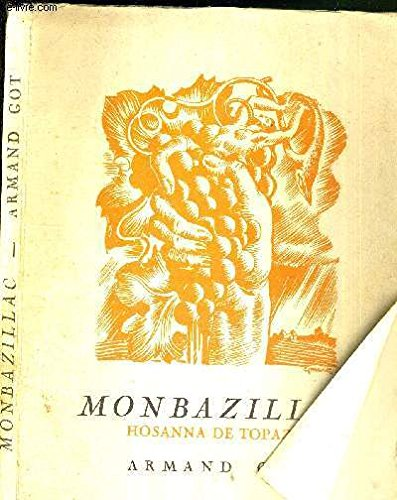 Monbazillac the best amazon price in savemoney monbazillac hosanna de topaze fandeluxe Gallery