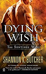 Dying Wish (Sentinel Wars)