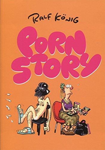 Pornstory (Novela gráfica) por Ralf König