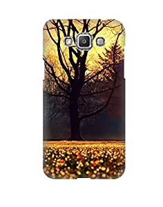 Pick Pattern Back Cover for Samsung Galaxy Grand Max SM-G720 (MATTE)