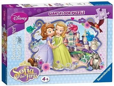 Disney Princess - Puzzle, 60 piezas (Ravensburger 05253 0) por Ravensburger