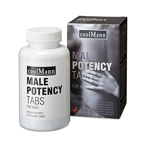 CoolMann Male Potency, 60 Tabletten -