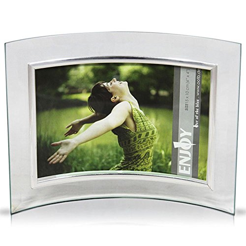 HC-Handel 911150 Bilderrahmen 15 x 10 cm aus Glas