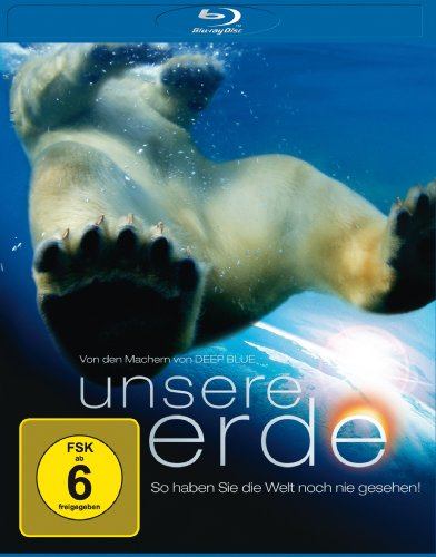 Universum Film GmbH Unsere Erde [Blu-ray]