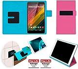 reboon Hülle für HP Slate 7 VoiceTab Ultra Tasche Cover Case Bumper   in Pink   Testsieger