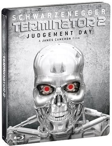 Steelbook Terminator 2 - Terminator 2 [Édition Collector boîtier