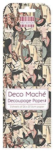 first-edition-hembra-icono-fsc-papel-mach-papel-multicolor