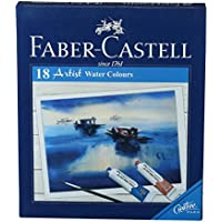 Faber-Castell Artist Water Color - Pack of 18 (Assorted)