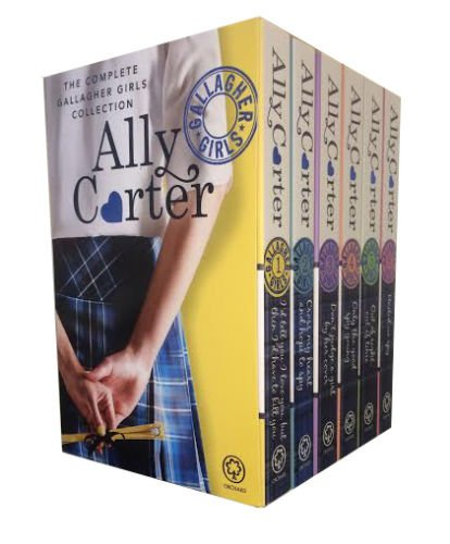 The Gallagher Academy Collection - 5 Books RRP £29.95 (I'd Tell You I Love You, But Then I'd Have to Kill You; Cross My Heart and Hope to Spy; Don't Judge a Girl by Her Cover; Only The Good Spy Young; Out of Sight, Out of Time)