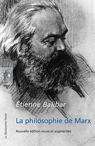 La philosophie de Marx