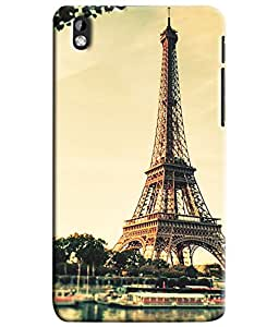 Navi Printed Back Cover For Htc Desire 816