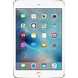 Apple iPad mini 4 16GB 3G 4G Oro - Tablet (Minitableta, iOS, Pizarra, iOS, Oro, Polímero de litio)