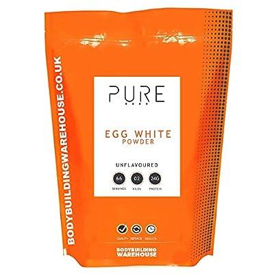 Bodybuilding Warehouse Pure Egg White Powder / Unflavoured