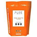 Bodybuilding Warehouse Pure Egg White Powder Unflavoured 2 kg