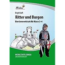 Ritter und Burgen (CD-ROM): Grundschule, Sachunterricht, Klasse 3-4