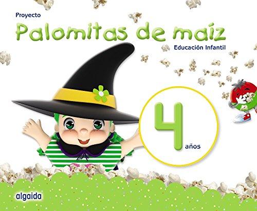 Proyecto Palomitas de maíz. Educación Infantil. 4 años por María Dolores Campuzano Valiente