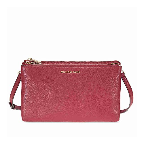 MICHAEL by Michael Kors Mulberry Borsa a Tracolla di Pelle Donna Mulberry