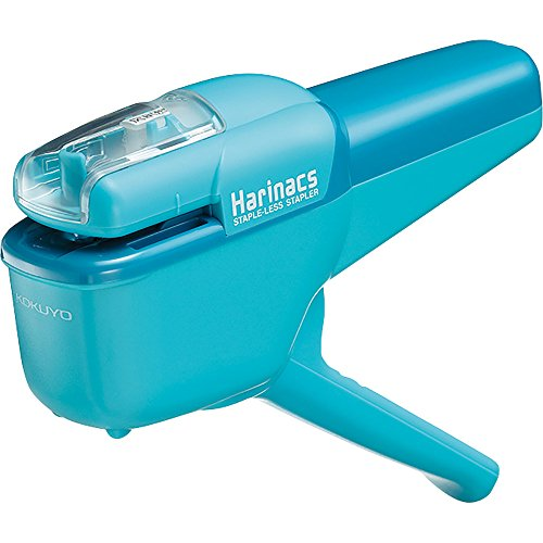kokuyo-harinacs-msh1-japonaise-de-staple-less-stapler-light-blue-sln-10lb-jusqua-10-papers