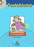 Pusteblume. Das Sachbuch - Ausgabe 2005 Sachsen-Anhalt: Arbeitsheft 3
