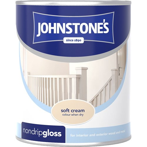 johnstones-no-ordinary-paint-one-coat-non-drip-oil-based-gloss-soft-cream-750ml