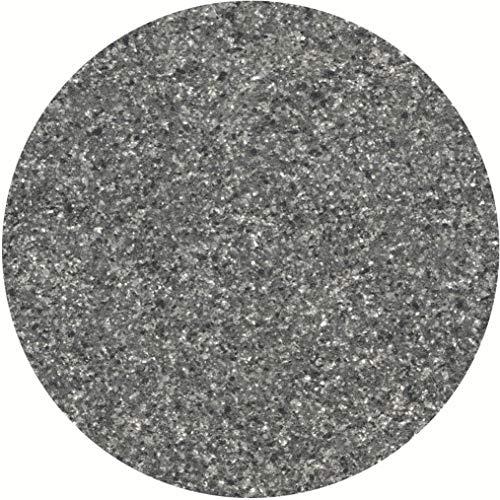 serladur Tischplatte Dekor BALOTA/Granit SCHWARZ 60 cm rund, wetterfest für Garten, Terrasse, Balkon in Gastronomiequalität Ersatztischplatte Bistro