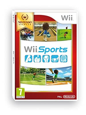Nintendo Selects : Wii Sports (Nintendo Wii) from Nintendo