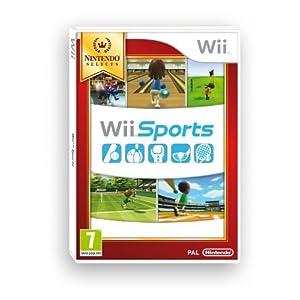 Wii Sports [Nintendo Selects] [Pegi] [Deutsch-Spiel]