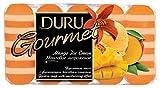 "DURU Gourmet """"Mango Ice Cream"""" Seife Soap 375 g., mit Duft"