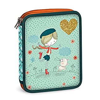 plumier lapices doble SKATER by BUSQUETS