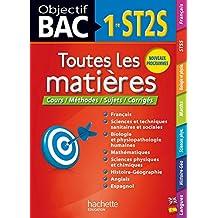 Objectif Bac Toutes les matières 1re ST2S