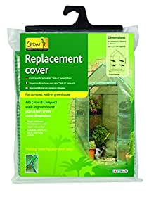Gardman Compact Walk-in Greenhouse Replacement Cover