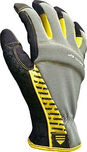 Preisvergleich Produktbild Big Time Products Grease Monkey Tool Handler Gloves with Touchscreen (X-Large) by '47