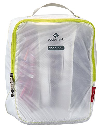 Eagle Creek Pack-it Specter Multi-shoe Cube Bolsa para Zapatos, 34 cm, 13 Litros, White/Strobe Eagle Creek