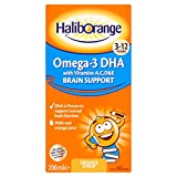 HALIBORANGE omega-3 orange syrup 200ML 3046